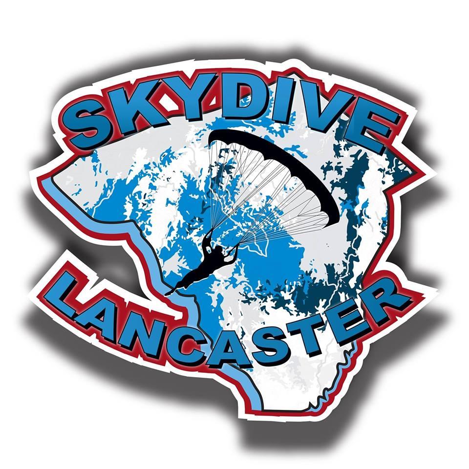 Skydive Lancaster Logo